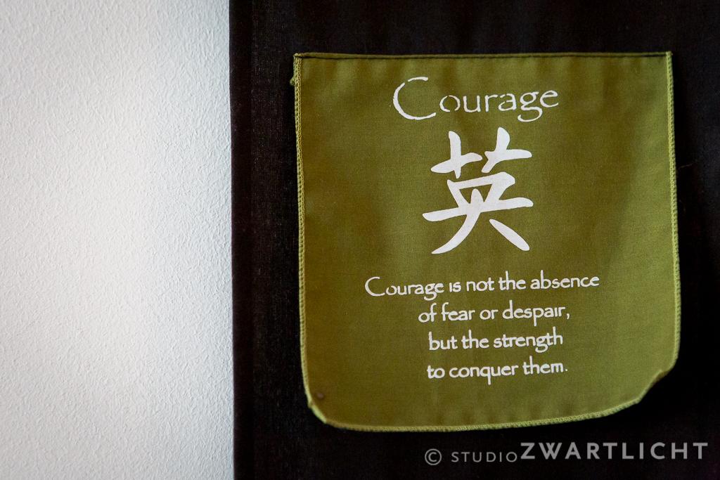 samenvoordaan courage